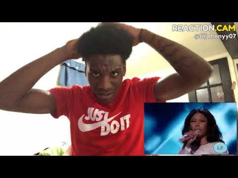 Nicki Minaj - Bed Of Lies AMA's Reaction!!!