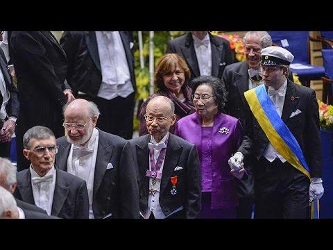 Σουηδία: Η απονομή στους νικητές των φετινών Νόμπελ