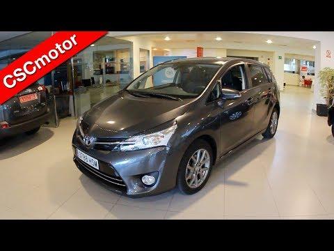 Toyota Verso – 2013 | Revisión en profundidad y encendido