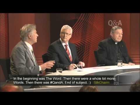 Дебаты   Ричард Докинз и кардинал Джордж Пэлл