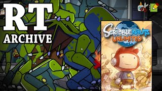 RTGame Archive:  Scribblenauts Unlimited