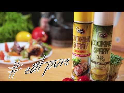 COOKING SPRAY BY PURE NUTRITION USA