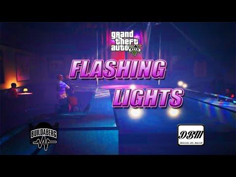 Flashing Lights GTAV Music Video song J Major prod BuildaBerg
