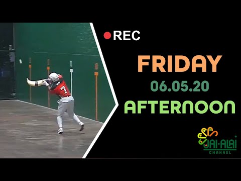 Magic City Jai-Alai - Fri. June 5 - Afternoon