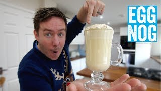 Operation: Homemade Eggnog by  My Virgin Kitchen
