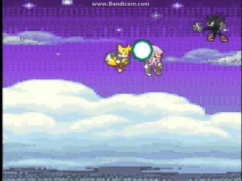 Mega Sonic scene creator-Nazo's Revenge