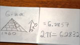 A brief video about Pi: Math-O-Vision 2014 Honorable Mention