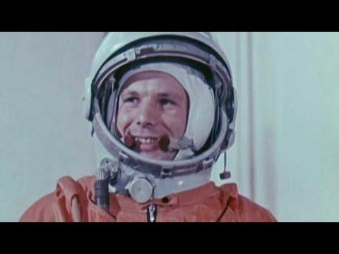 Юрий Гагарин: Первый полёт человека в Космос!