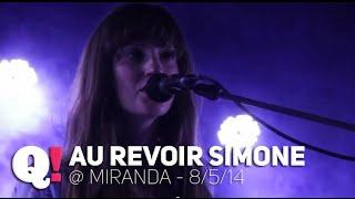 Au Revoir Simone no Rio de Janeiro (Miranda, 2014)