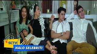 Video Keseruan Lebaran Ala Selebriti - Halo Selebriti MP3, 3GP, MP4, WEBM, AVI, FLV Juli 2019