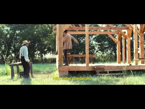 12 YEARS A SLAVE - Trailer Legendado (2013)