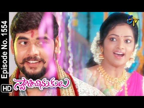 Swathi Chinukulu | 25th August 2018 | Full Episode No 1554 | ETV Telugu