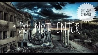 DONT ENTER ! A HAUNTED HOSPITAL| Filmed with a drone