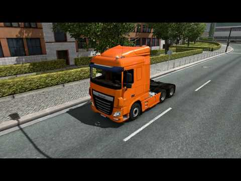 DAF XF Euro 6 Reworked v2.0 [Schumi] [1.30]