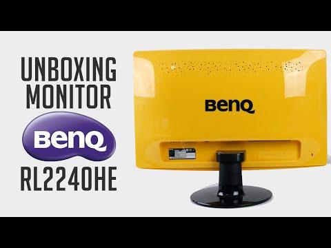 Review |Monitor BenQ RL2240HE Para Gaming En Español