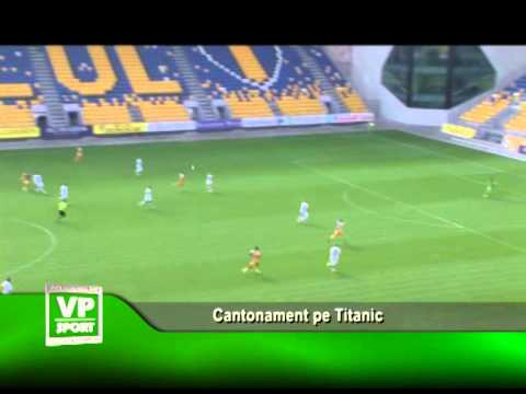 Cantonament pe Titanic