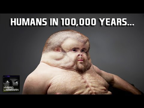 العرب اليوم - شاهد: كيف يكون شكل البشر بعد 7 آلاف سنة
