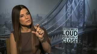 Ben Aaron NBC Interviews Sandra Bullock
