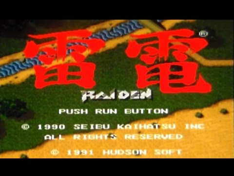 super raiden pc engine cd