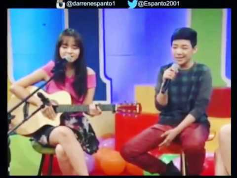 "Darren and Kristel ""Love YourSelf"" On ASAP Chill Out (01/23/16)"
