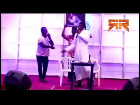 WOLI AGBA AND DELE BEST STAGE PERFORMANCE AND ALSO TAKES 'WO' CHALLENGE TO ANOTHER LEVEL