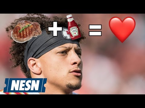 Video: Patrick Mahomes And Heinz Ketchup Equals A Whole Lot Of Money