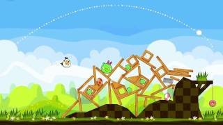 Angry Birds Seasons Easter Eggs Gameplay Trailer