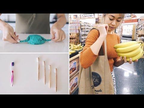 10 Ways to Reduce Waste | Zero Waste for Beginners