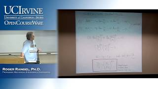 Engineering MAE 91. Introduction to Thermodynamics. Lecture 14.
