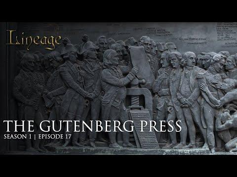The Gutenberg Press | Episode 17 | Lineage