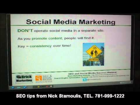 Watch 'Social Media Marketing is Long Term'