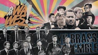 Video OM WAWES X YK BRASS ENSEMBLE - DINGGO BUKTI (OFFICIAL VIDEO) MP3, 3GP, MP4, WEBM, AVI, FLV Juni 2019