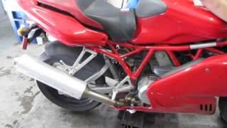 8. 2006 DUCATI 800SS SUPERSPORT MOTOR AND PARTS FOR SALE ON EBAY