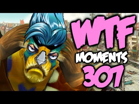 Dota 2 WTF Moments 307 - Thời lượng: 10:03.