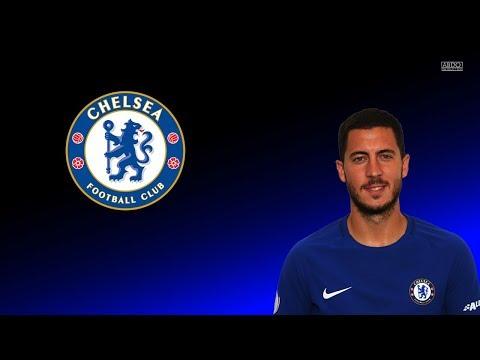 Eden Hazard - Crazy Dribbling Skills & Goals - 2018 HD
