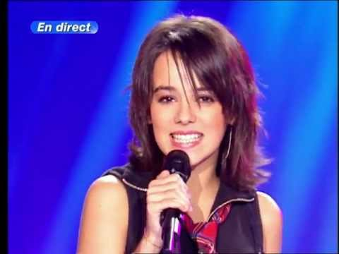 Alizée - À contre-courant - Star Academy Full HD (видео)