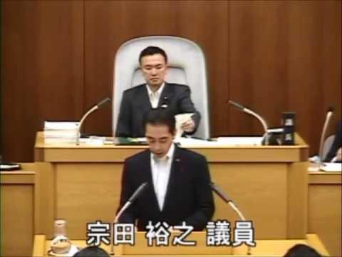 2016年第3回川崎市議会での代表討論(動画)