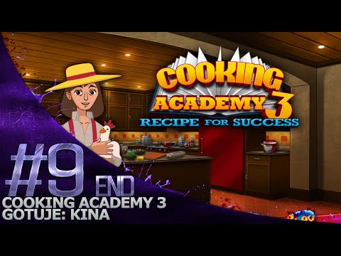 Cooking Academy 3: Recipe For Success'9 END