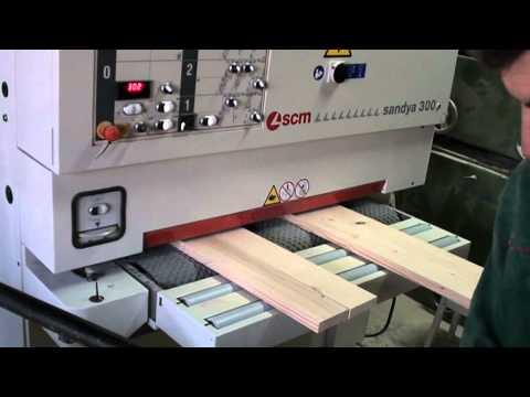 SANDYA 300 konaktcsiszoló gép