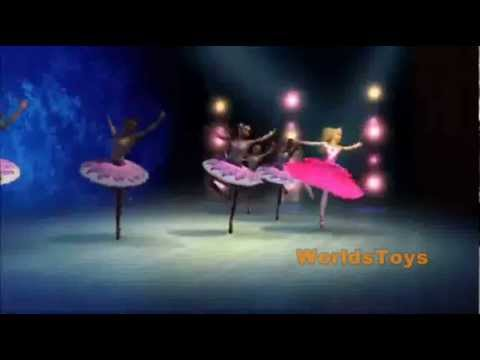 "2013 º ♫ BARBIE™ : IN THE PINK SHOES ""Keep on Dancing"" Music Video"