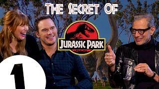 Video The Secret Of Jurassic Park - The Jurassic World: Fallen Kingdom cast on why dinosaurs still rule. MP3, 3GP, MP4, WEBM, AVI, FLV Juni 2018