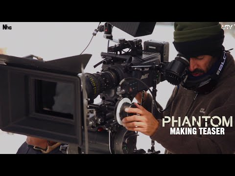 Making Teaser | Phantom | Saif Ali Khan and Katrin