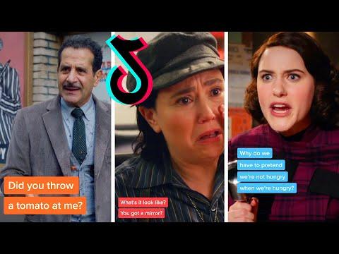 Hilarious TikTok Compilation The Marvelous Mrs. Maisel | Prime Video