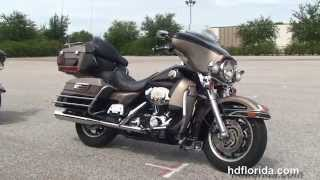 6. Used 2004 Harley Davidson Ultra Classic Electra Glide Motorcycles for sale - Miami, FL
