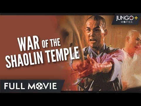 WAR OF THE SHAOLIN TEMPLE - FULL MARTIAL ART MOVIE