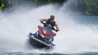 3. Launch into 2018 with Yamaha Watercraft