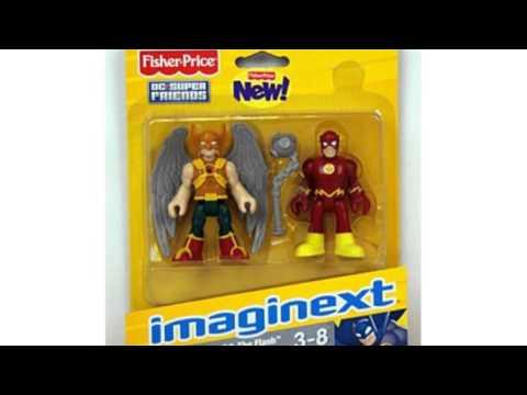 Video See the latest tube of Imaginext Dc Super Friends Mini Figure