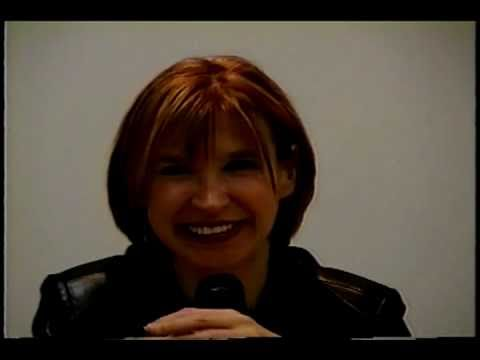 Cynthia Rothrock - Chiller Theatre '99 (Q&A session)