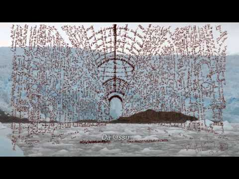 'Da lassù' : Poème de Nicole Coppey