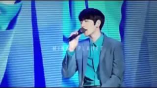 160401 BAEKHYUN @ EXO Secret Night at Lotte World